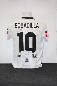 Borussia Mönchengladbach Trikot, Raul Bobadilla signiert, Autogramm, Fußball 176