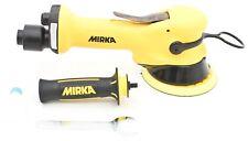 "Mirka Mr-510Thcv 5"" Two Handed Self Generated 10mm Orbit Pneumatic Air Sander"