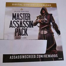 Assassin's Creed: Syndicate ASSASSIN'S PACK DLC CARD (Xbox One)