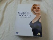 DVD BOX SET MARILYN MONROE 7