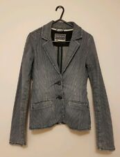 Soulcal Denim pinstripe Ladies jacket size 8 - perfect condition