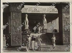 foto film muto CABIRIA Pastrone SIFACE KARTHALO SOFONISBA ELISSA/Cabiria 1914