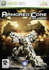 Armored Core For Answer XBOX 360 IT IMPORT UBISOFT