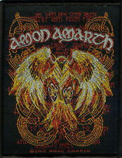 "Amon Amarth "" Phoenix "" Patch/Aufnäher 602643 #"