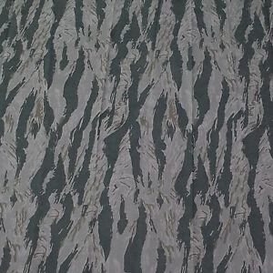 "ABU Tiger Stripe Military Camouflage Cotton Twill Fabric Camo Cloth Apparel 58""W"