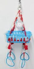 Patriotic Sugar Glider Toy Climbing Foraging Basket Toy Midwest Bird Toys