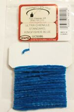 Ultra Chenille Standard Assorted Colors Kingfisher Blue