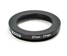 Kood Stepping Ring 37mm - 27mm Step Down Ring 37-27mm 37mm to 27mm Step Ring