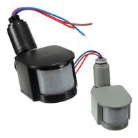 Interruttore sensore di movimento PIR infrarosso automatico a 12V per luce W9H9