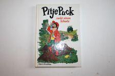 PITJE PUCK 11 sucht einen Schatz BUCH von Henri Arnoldus WEICHERT BUCH