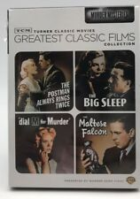 TCM Greatest Classic Films: Murder Mysteries (DVD, 2009, 2-Disc) Sealed! New