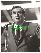 ORIGINAL PRESS PHOTO DENIS HEALEY LABOUR PARTY CONFERENCE BLACKPOOL 1973