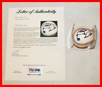 🔥 Bruce Springsteen Signed Autographed OMLB Ball Baseball PSA LOA Certified 🔥
