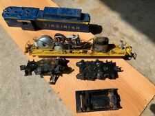VINTAGE LIONEL 2329 VIRGINIAN RECTIFIER LOCOMOTIVE-Parts, Damaged