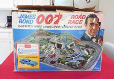 "1965 JAMES BOND 007 ROAD RACE SET - ""GOLDFINGER"""