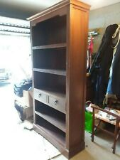 Imported chinese rose wood bookcase/ display shelves