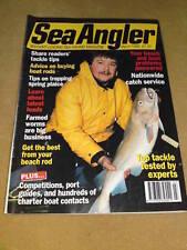 Sea Angler Fishing Sports Magazines