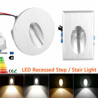 LED Recessed Downlight /Spot Light Stage Stair lighting wall decking deck lights