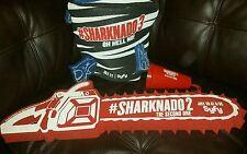 SDCC 2014 and 2015 [Swag] Syfy Sharknado 2 and Sharknado 3 items!!!