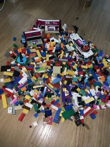 LEGO Friends 1.7kg of Mixed Lot