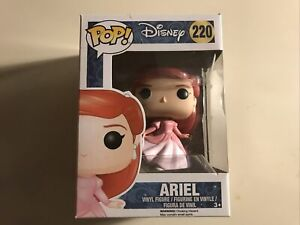 Funko Pop! Disney The Little Mermaid Ariel Gown Vinyl Figure w/ Protector