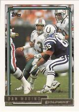 1992 Topps Gold #682 Dan Marino Dolphins