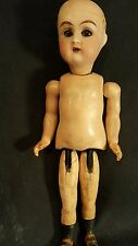 "7.5"" K*R Simon Halbig #401 Bisque Doll TLC Or Parts"