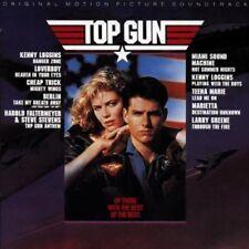 TOP GUN OST CD SOUNDTRACK 1989 NEW