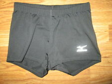Womens MIZUNO athletic spandex volleyball shorts sz M Md Med