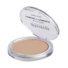 Productos de maquillaje beige polvos compactos para el rostro