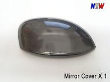 Peugeot 206 Citroen Xsara Picasso Right Driver Side Mirror Wing Cover Dark Grey
