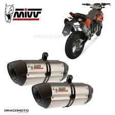 Scarico KTM 690 SM 2011 2012 Suono MIVV