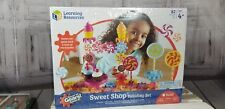 Learning Resources Sweet shop Building set LER9215 NEW Playset Toy educational