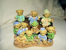 Cherished Teddies Snow White & Seven Dwarfs Set 2006 NIB  Rare