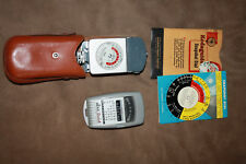 VINTAGE CAMERA ACCESSORIES WORKS WITH KODAK MINOLTA