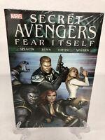Fear Itself Secret Avengers Collects #12.1 & #13-15 Marvel Comics HC New Sealed
