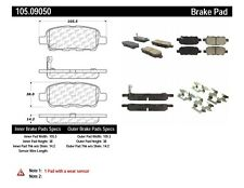 CENTRIC PARTS 105.09050 Rear Super Premium Ceramic Brake Pads FREE SHIPPING!!!!!