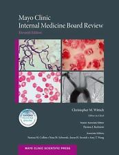Mayo Clinic Internal Medicine Board Review Book - 11th Edition