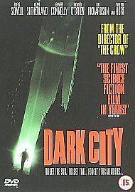 Dark City [DVD] [1998]  Kiefer Sutherland;  NEW SEALED FREEPOST
