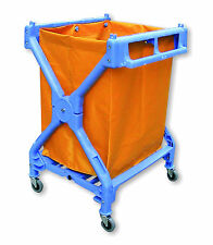 Hotel Housekeepers Laundry Trolley/Basket/Cart