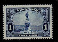 CANADA  SCOTT# 227 MNH   CHAMPLAIN MONUMENT