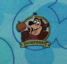 Disney Pin Circus Story Book HUMPHREY BEAR New AUTHENTIC