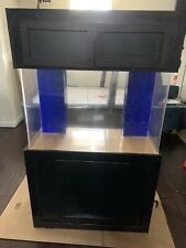 Local Pick Up Md 67 Gal Acrylic fish tank with Stand/Canopy Tank Reef
