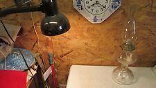 Antique Glass Kerosene Lamp Beehive Style