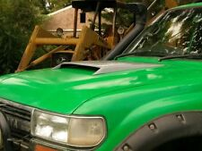 BONNET SCOOP FITTED TO TOYOTA  LAND CRUISER 80 SERIES 4X4 FOUR WHEEL DRIVE