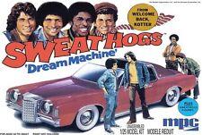 1970s MPC Sweathogs Dream Machine Welcome Back Kotter model box magnet - new!