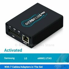 Octoplus Pro Box + 7 in 1 Cable Set (Activated for Samsung+Lg+eMmc/Jtag)