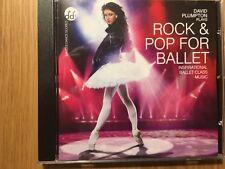 David Plumpton plays Rock & Pop (Inspirational Ballet Class Music)