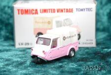 [TOMICA LIMITED VINTAGE LV-29c 1/64] MAZDA K360 (Pink) TOMICA SHOP