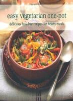 Easy Vegetarian One-pot: Delicious fuss-free recipes for hearty meals (Cookery,